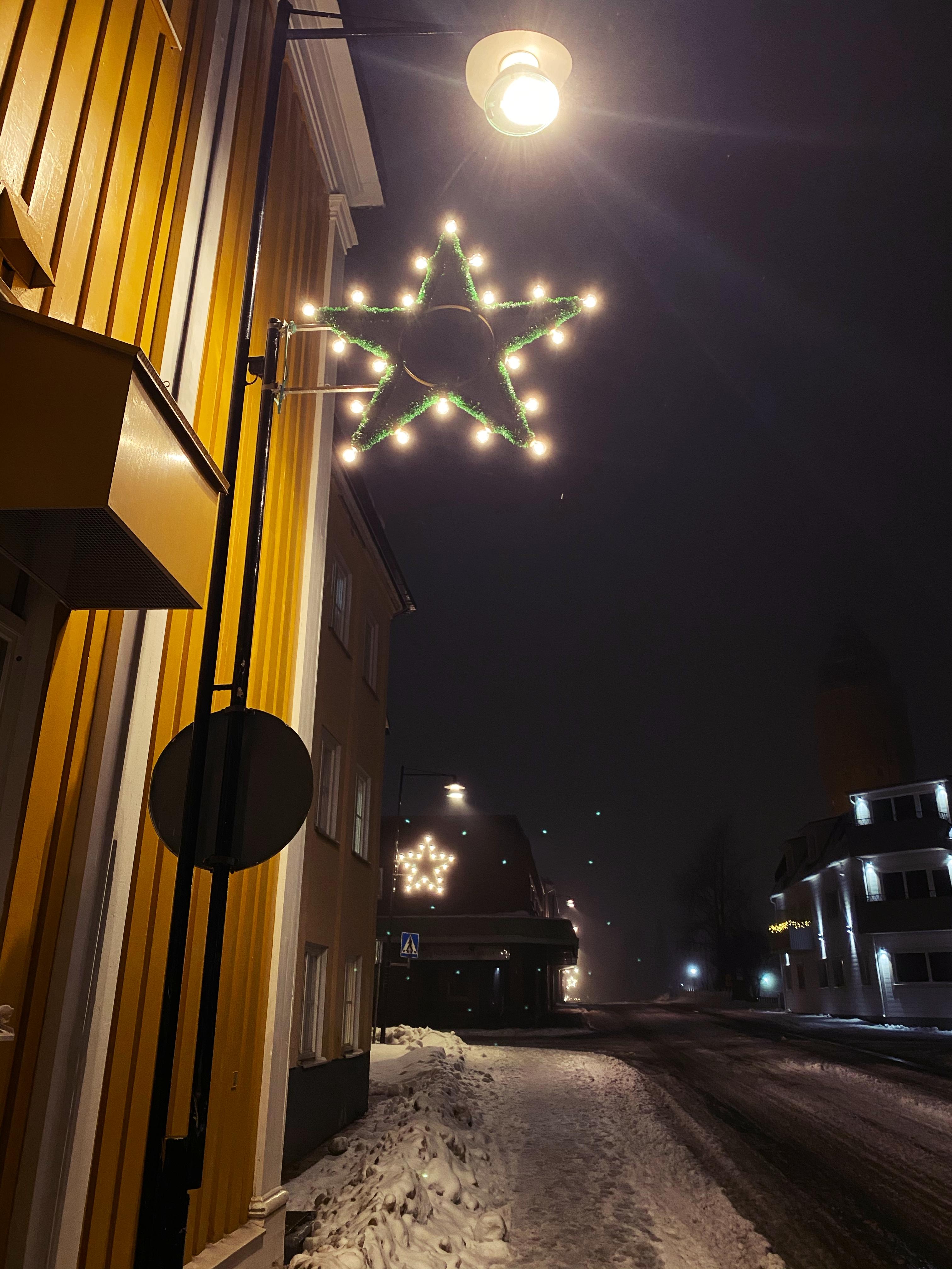 Joulu Haaparannalla