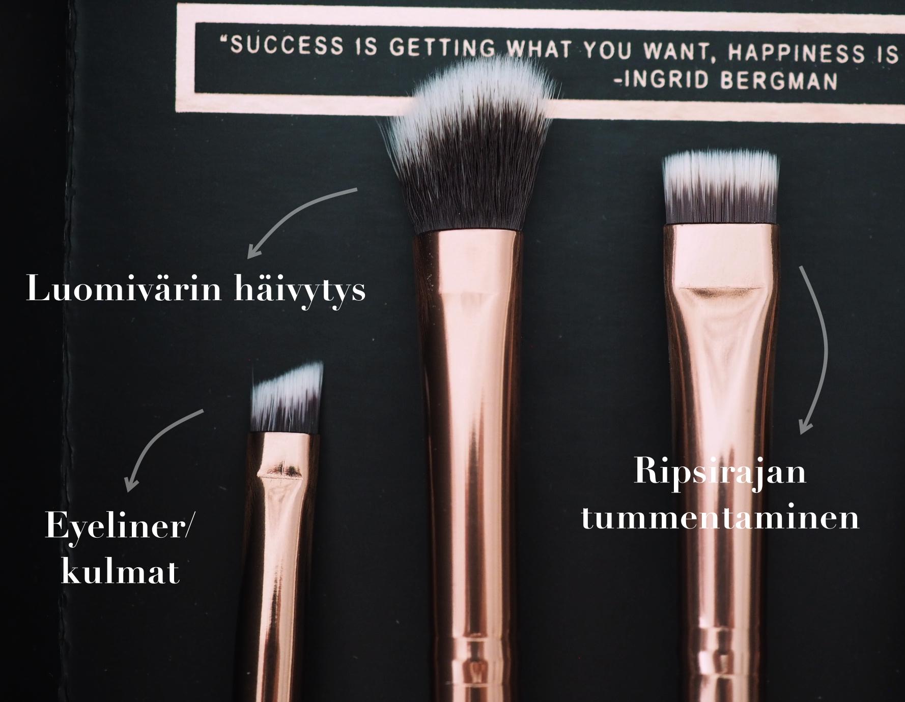 meikkivinkit: näin onnistut meikissä