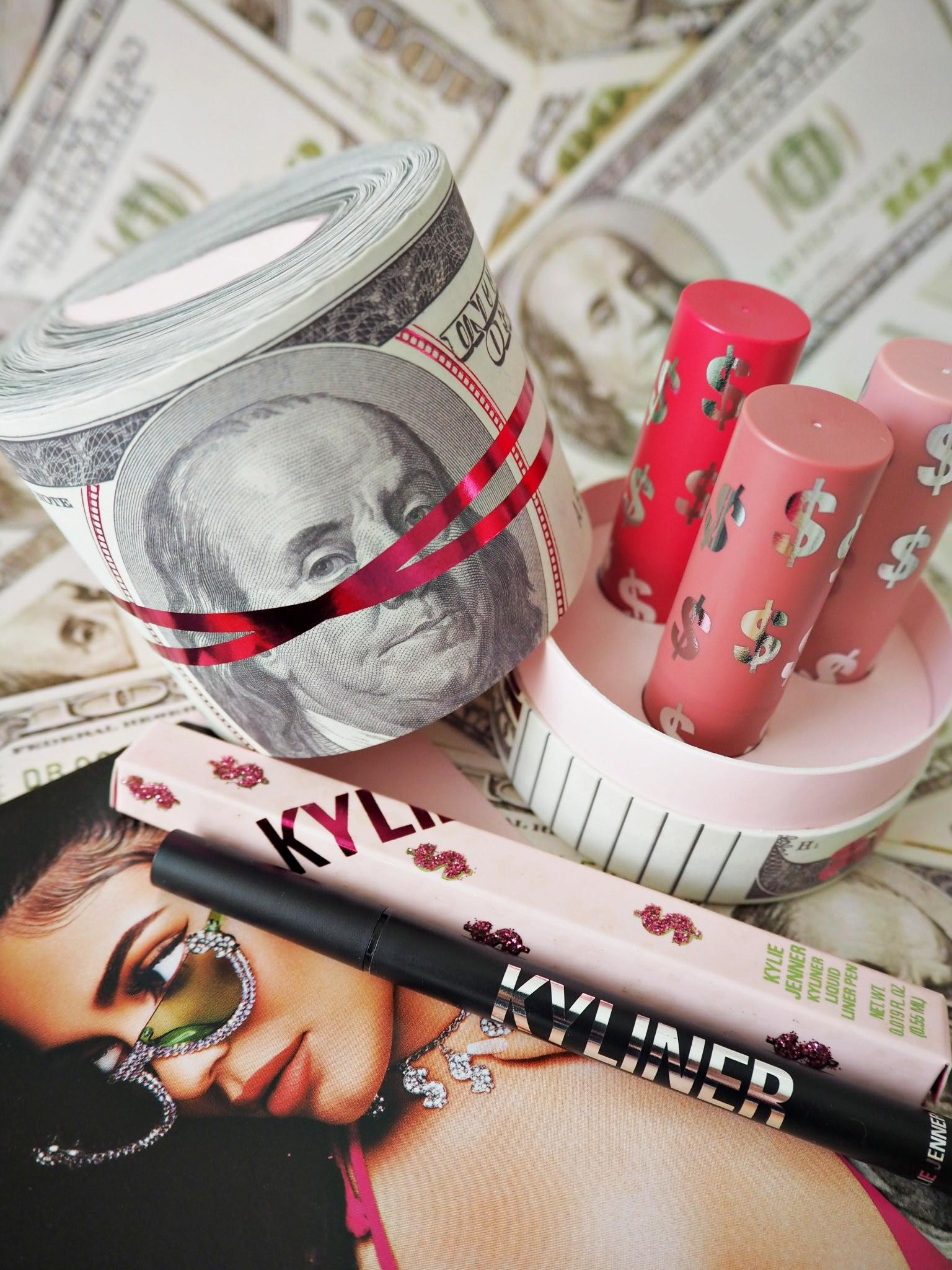 Kylie Cosmetics Suomi | tilaus ja tullit -ohjeet