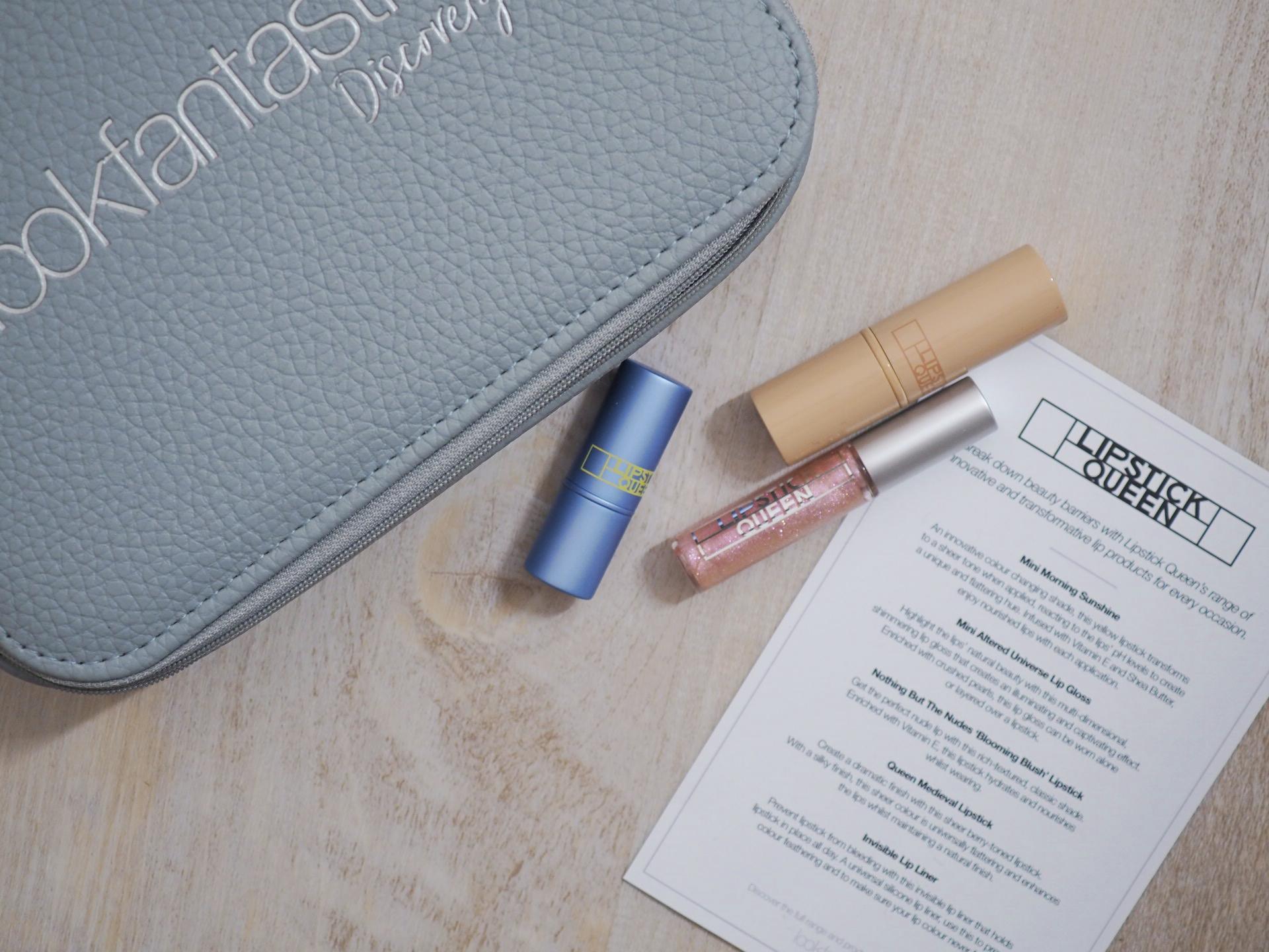 LF Discover Bag - Lipstick Queen