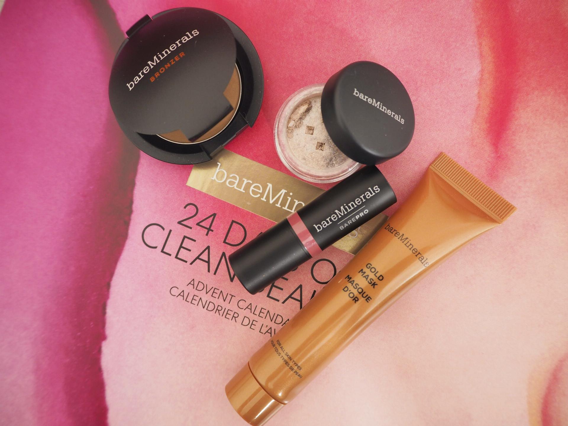 bareMinerals kosmetiikkajoulukalenteri