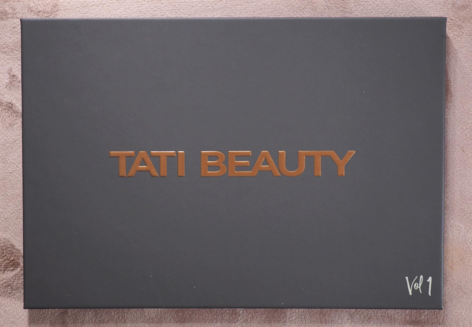 Tati Beauty Textured Neutrals Vol. 1