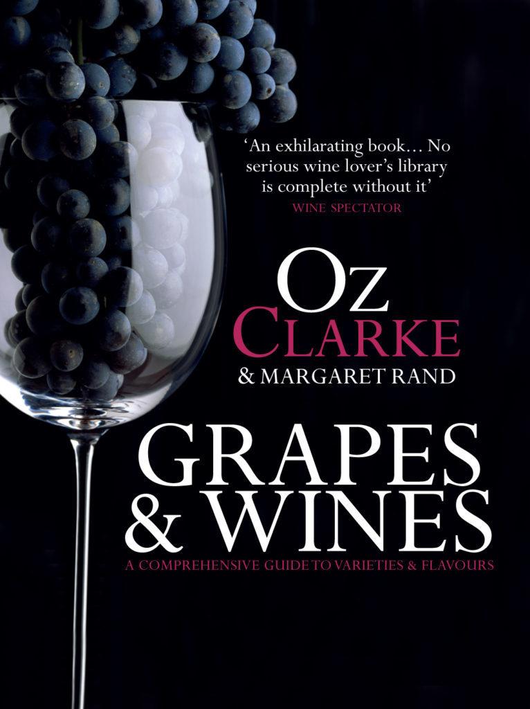 Kirjasuositus: Grapes & Wines