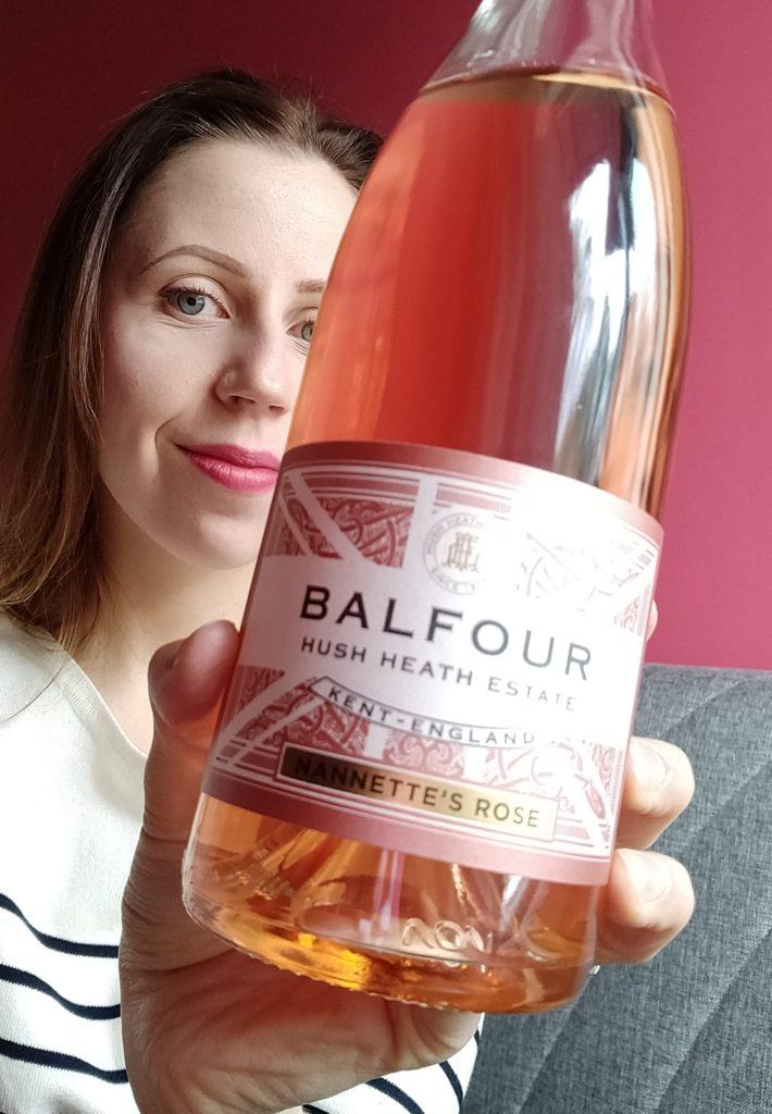 Perjantaipullo: Balfour Nannette's Rose 2018