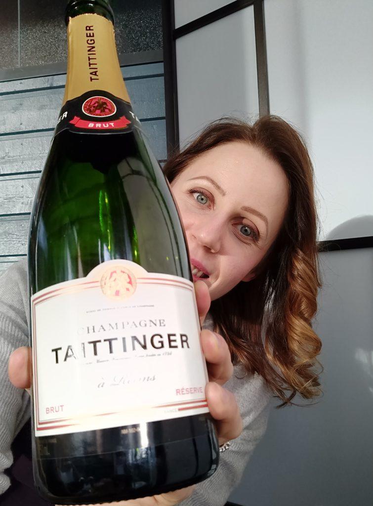 Perjantaipullo: Taittinger Réserve Champagne Brut