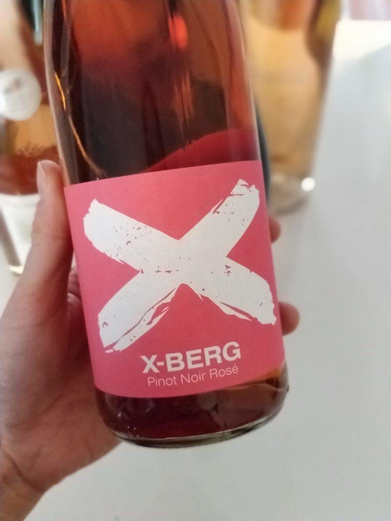 Perjantaipullo: X-Berg Pinot Noir Rosé 2017