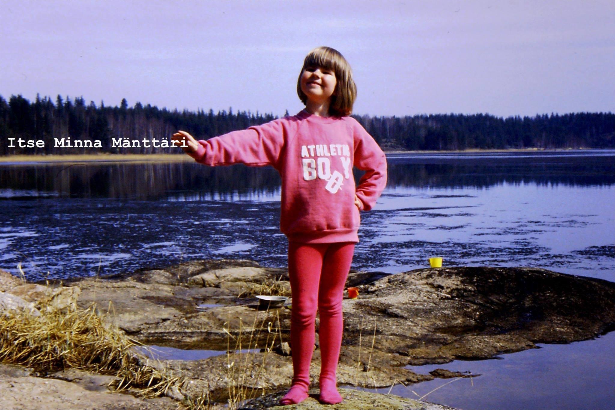 Itse Minna Mänttäri