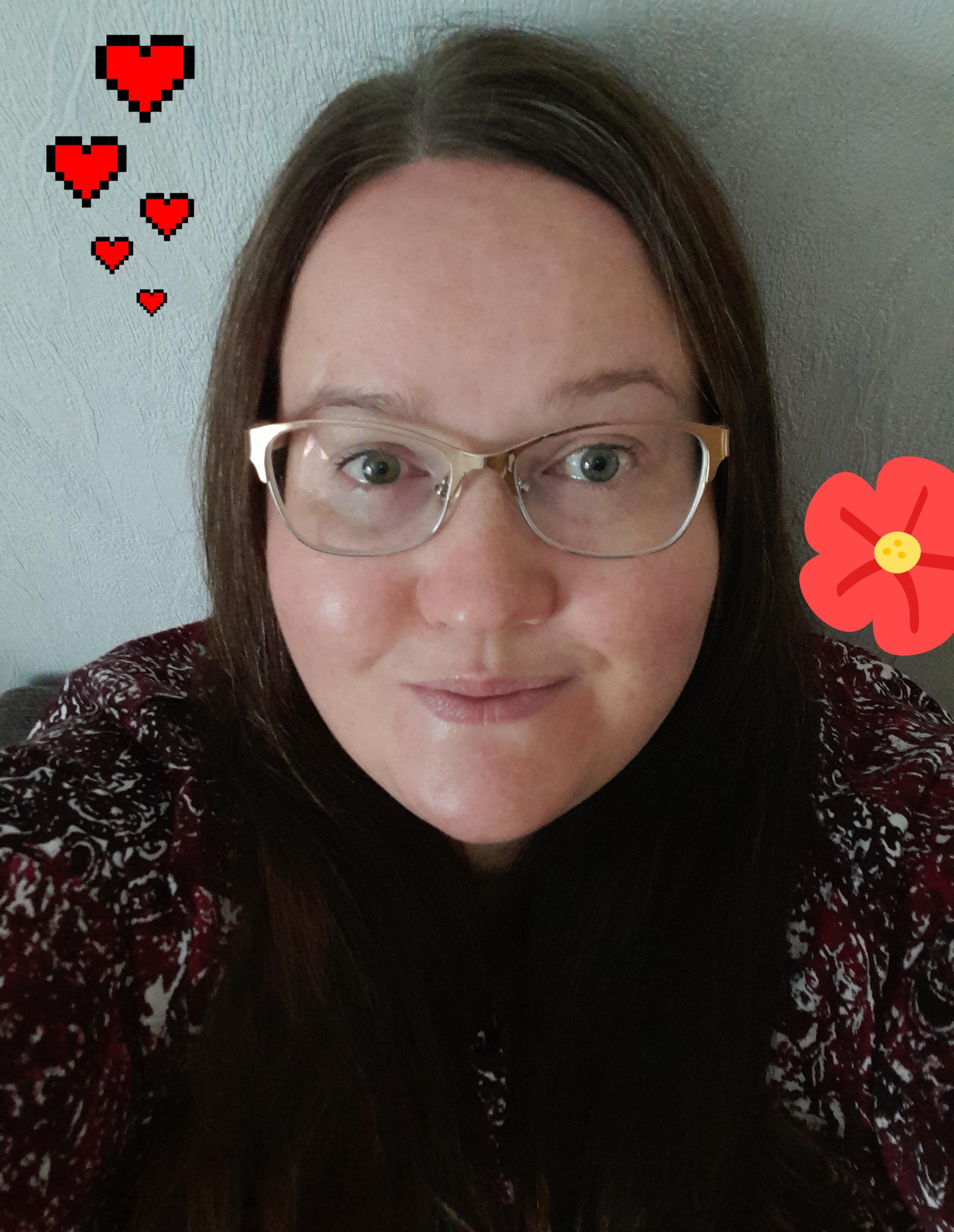 Kirjoitan blogia rakkaudella