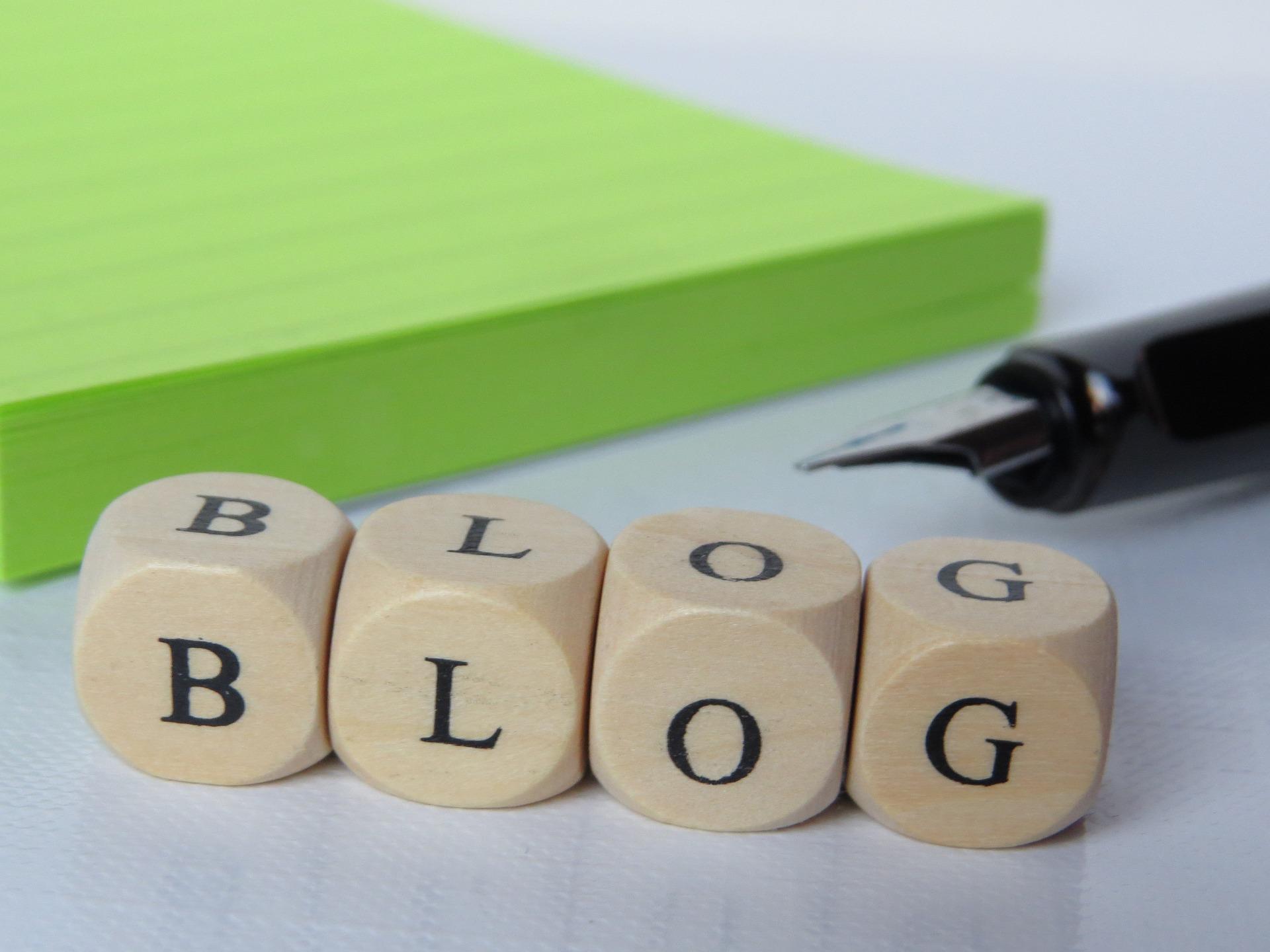 Auta minua kasvamaan bloggaajana!