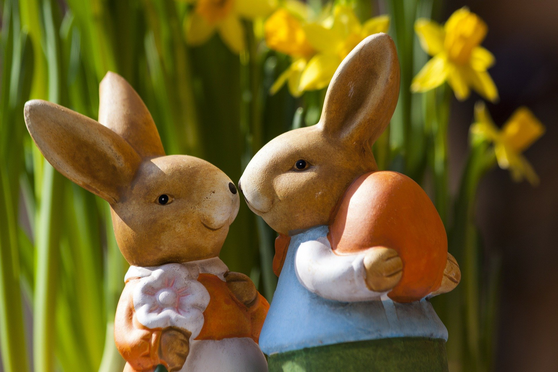 Ihanaa pääsiäistä teille!