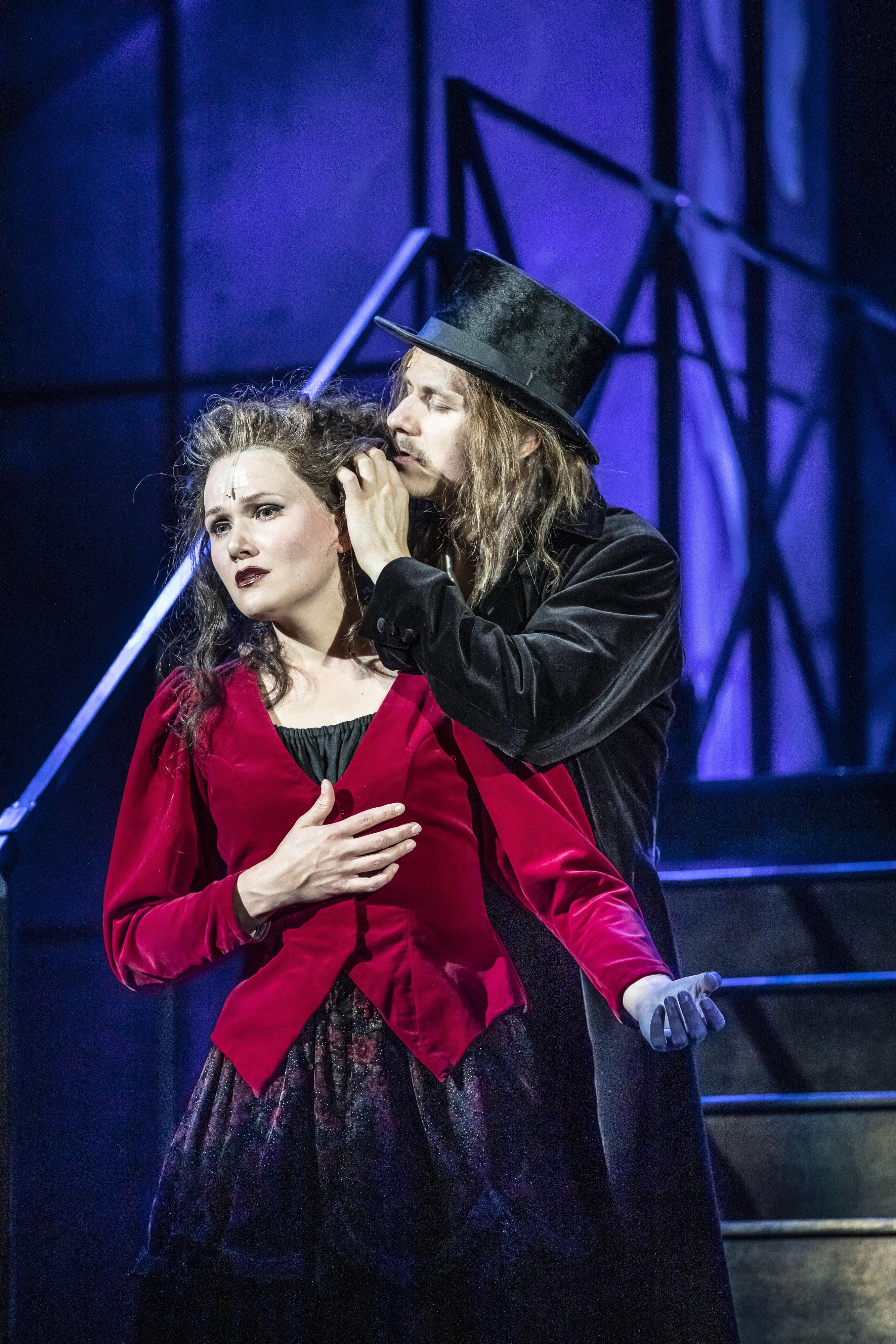 Lahden Kaupunginteatterin Jekyll & Hyde