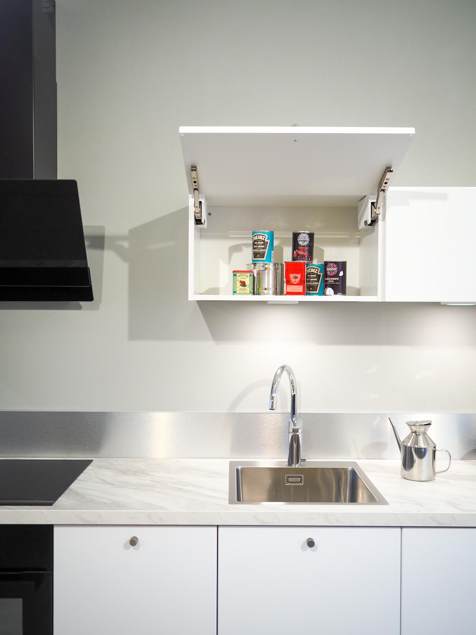 Ideal keittiöt keittiönkaaappi