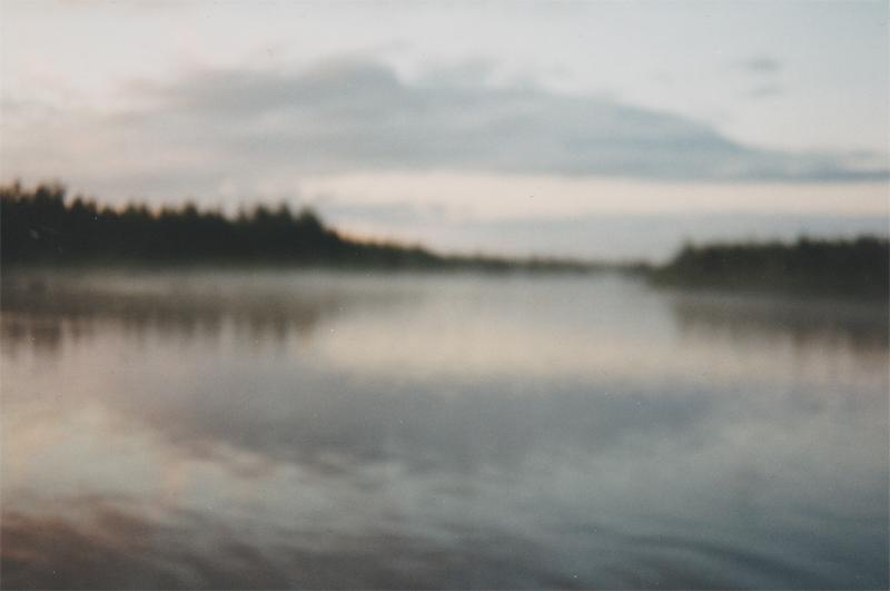 Kalastusta Livon joesta