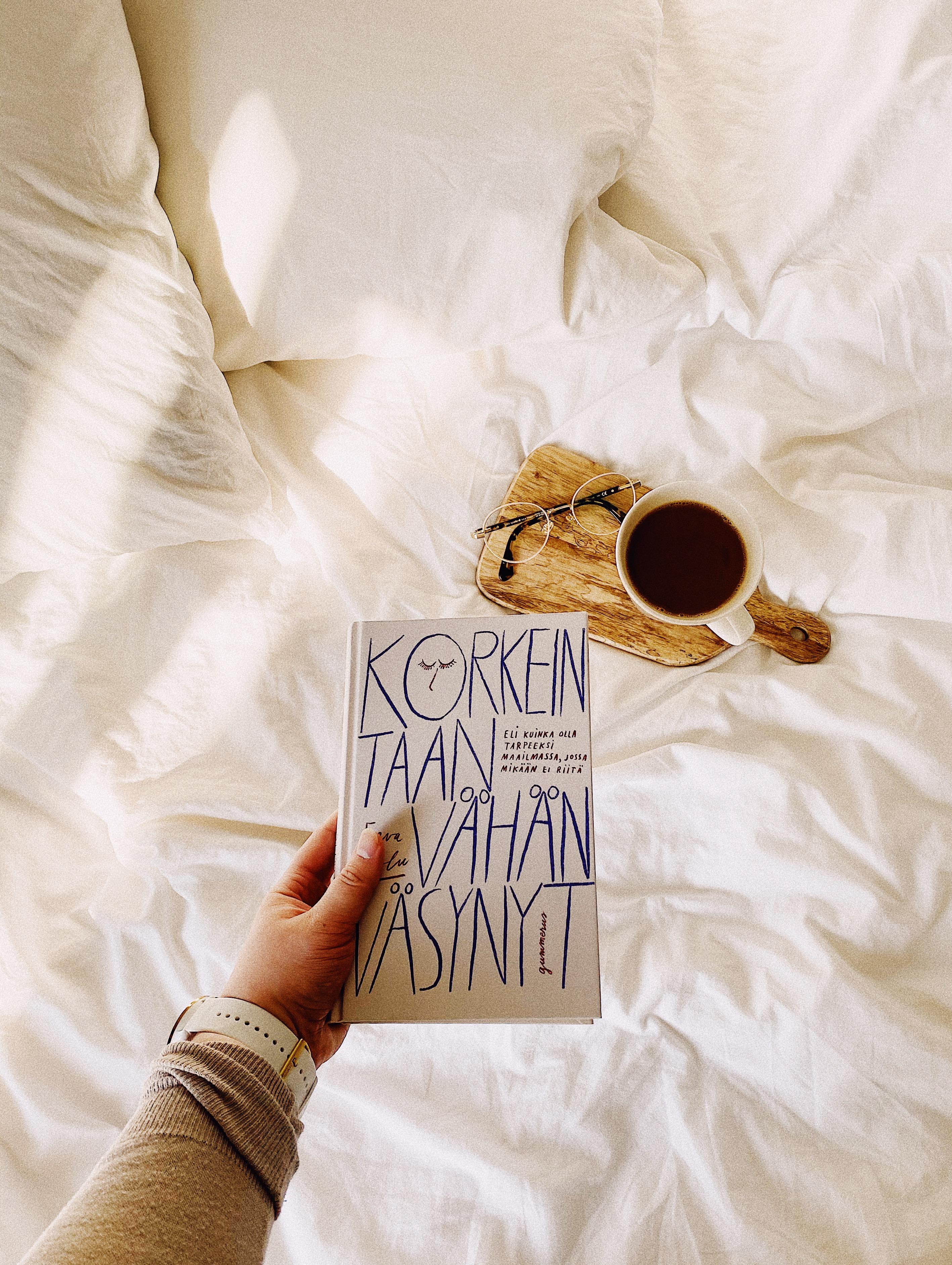 Eeva Kolu – Korkeintaan vähän väsynyt