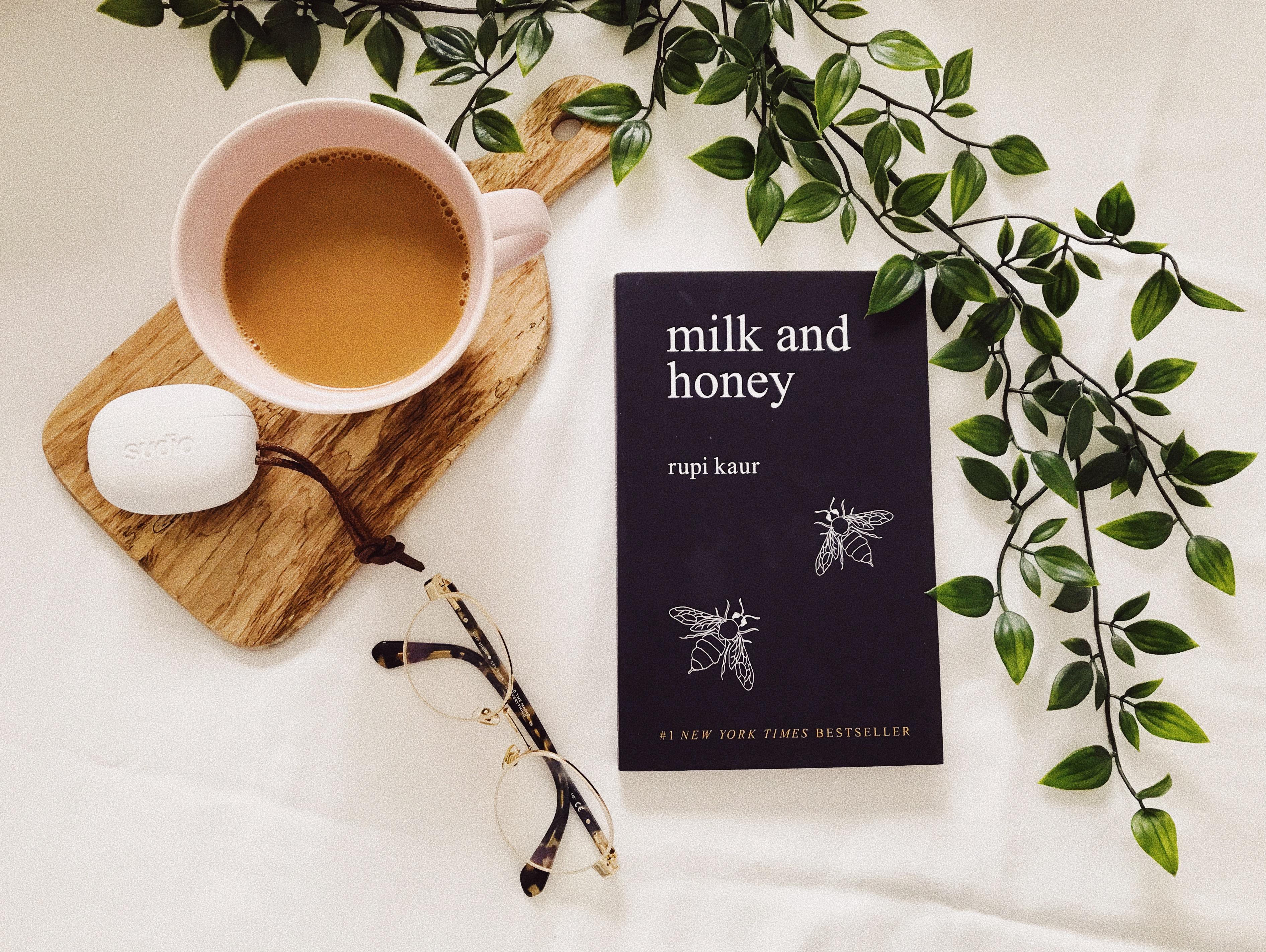 Rupi Kaur: milk and honey