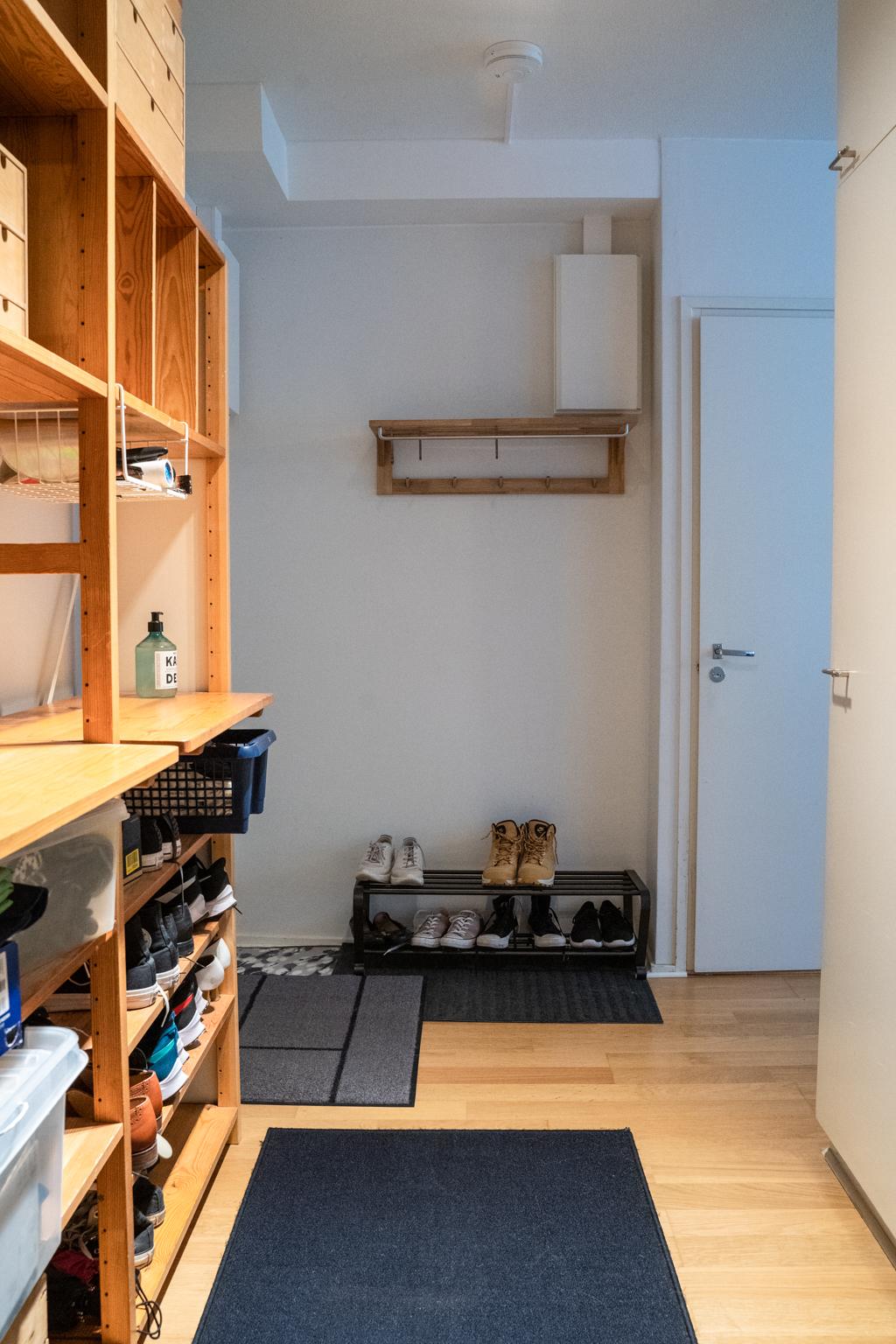 asunnon ostaminen yksin