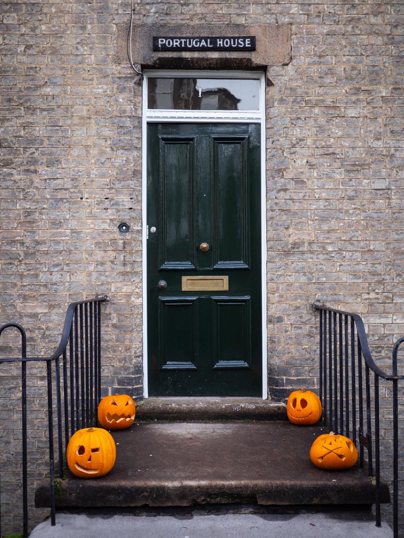 englanti halloween