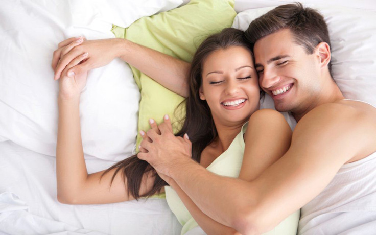 viasil results couple in bed