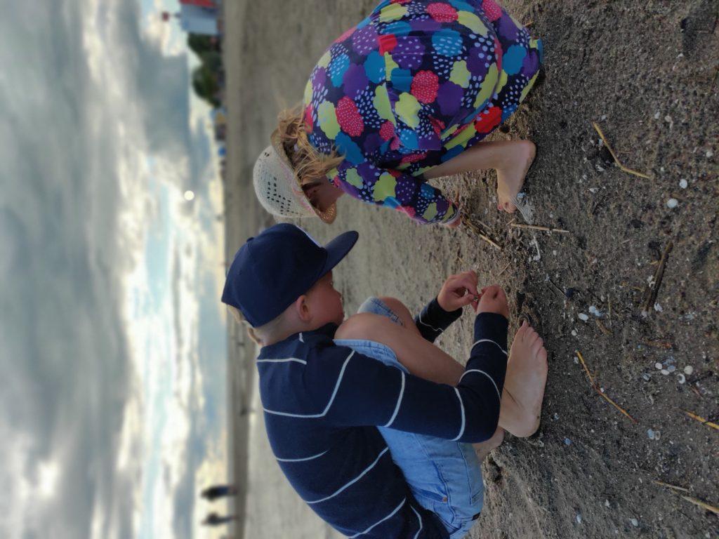 Viron road trip lasten kanssa