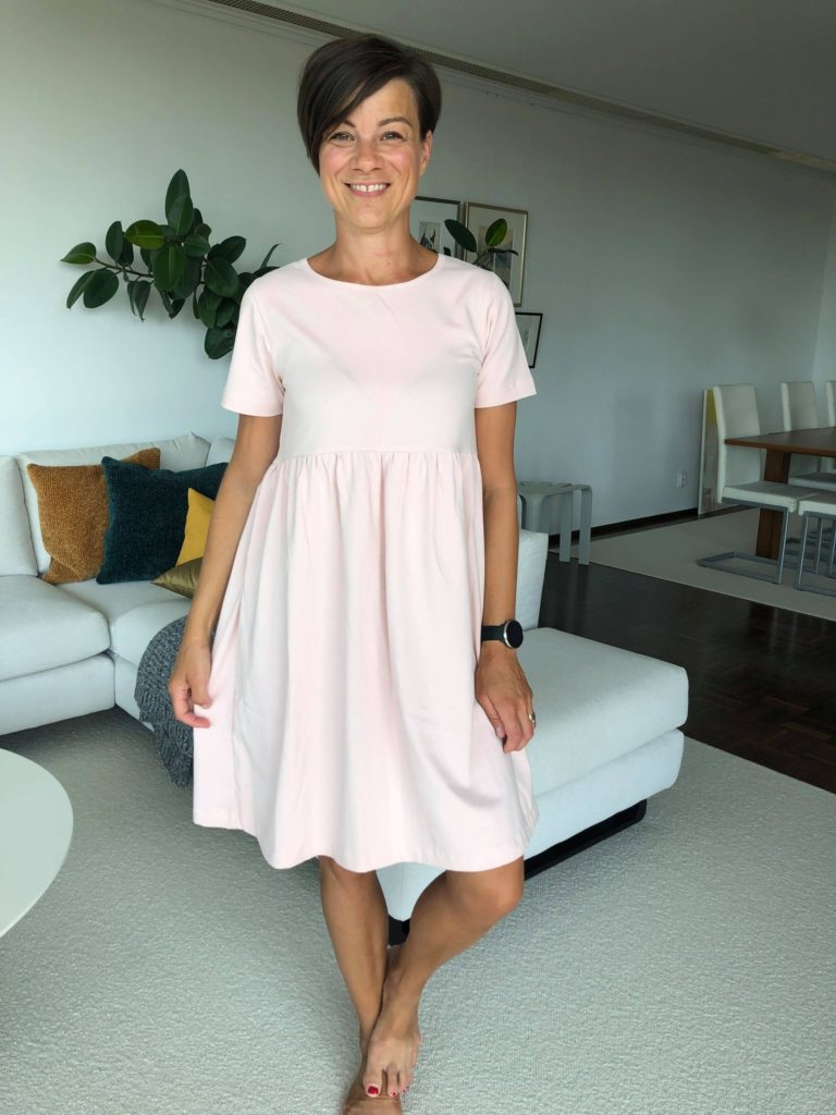 Minna ja uusi mekko