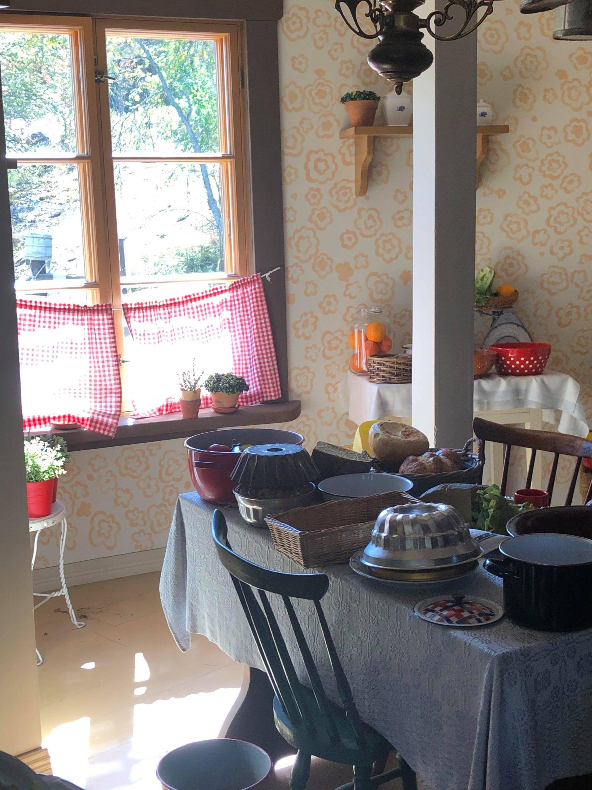 Muumitalon keittiö