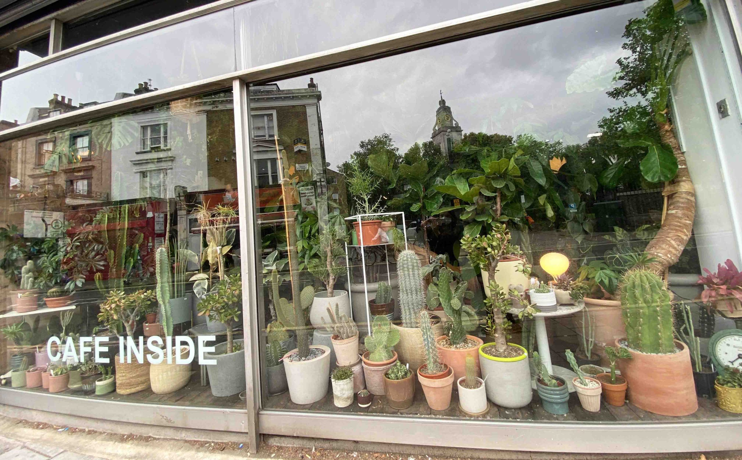 Conservatory Archives, Lower Clapton Road, E5