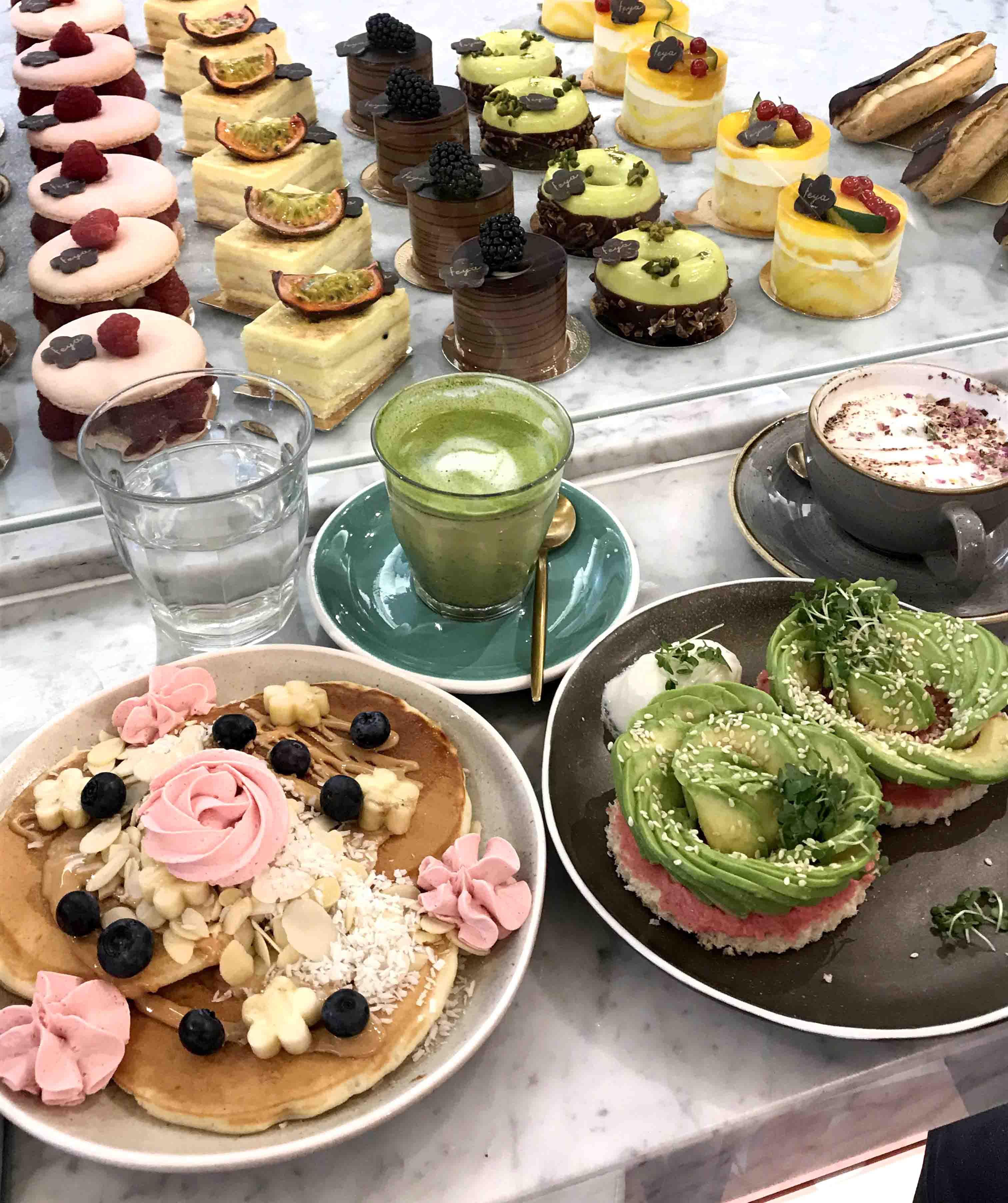 Feya Café London