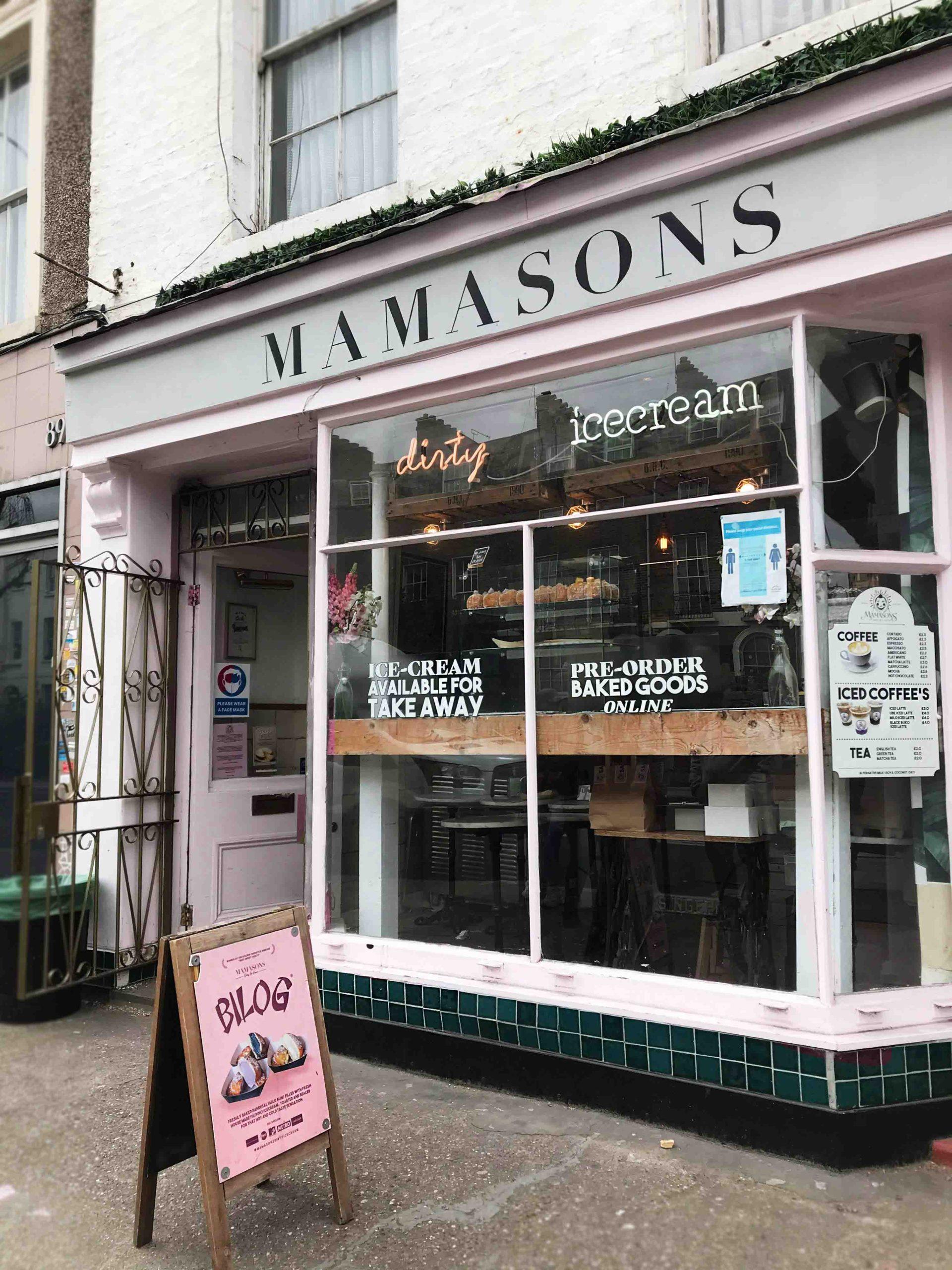 Rosana Eats Mamasons Shop