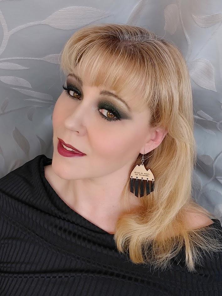 Pitkäperjantain meikki