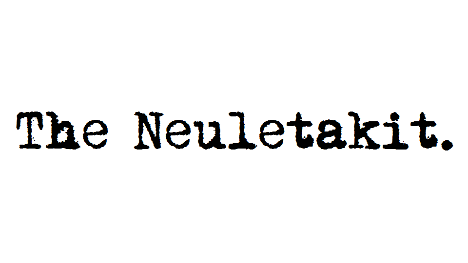 The Neuletakit.
