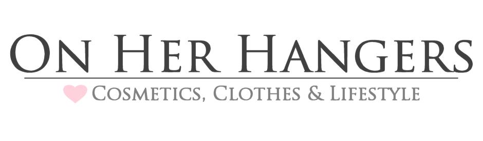 On Her Hangers